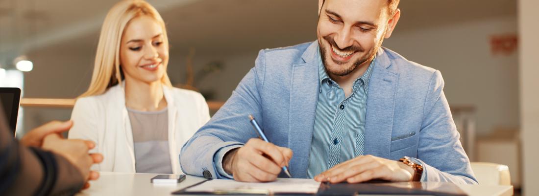 ¿Qué se hace luego de firmar el contrato de compraventa-