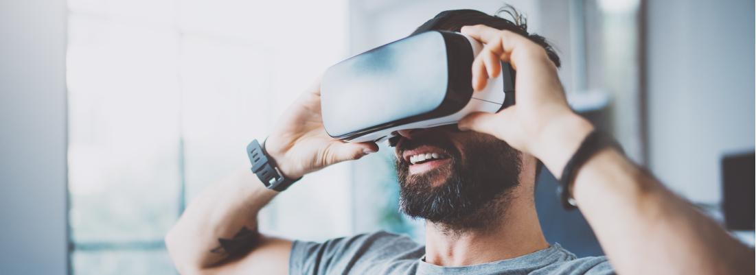 Realidad virtual en inversiones inmobiliarias.