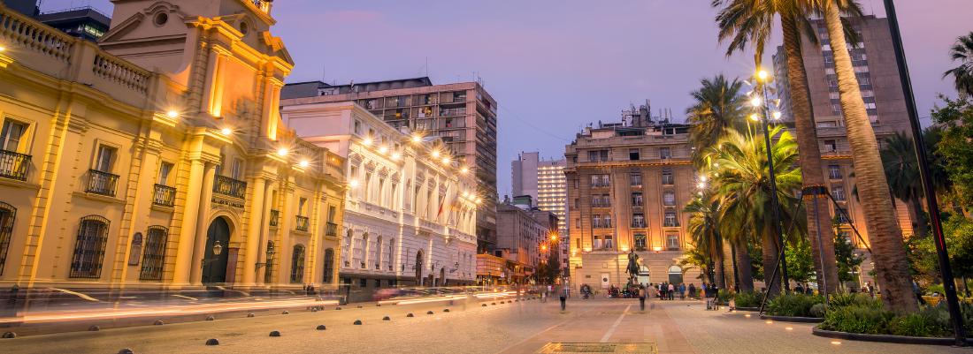 ¿Sigue siendo Santiago Centro rentable para invertir en propiedades?
