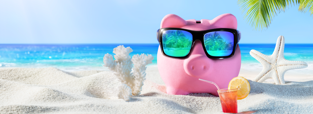 Libertad Financiera: mira estos tips para ahorrar en verano
