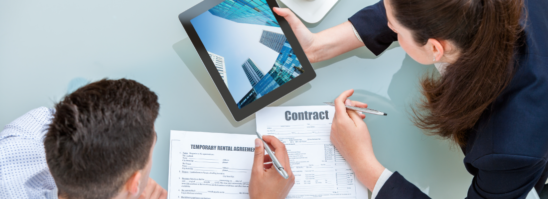 Arrendatario y arrendador: obligaciones en el arriendo de un inmueble